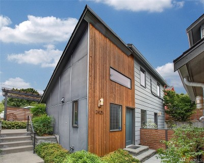 Seattle Single Family Home For Sale: 2425 S Norman St
