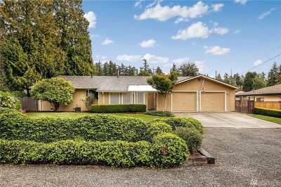 Single Family Home For Sale: 37324 33rd Ave S