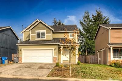 Spanaway Single Family Home For Sale: 20511 12th Av Ct E