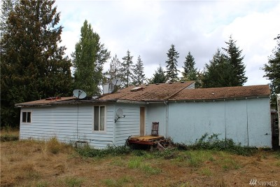 Roy Single Family Home For Sale: 29516 16th Ave E