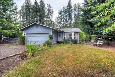 Thurston County Single Family Home For Sale: 17425 Heather Lane SE