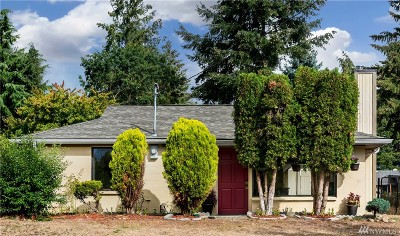 Mountlake Terrace Single Family Home For Sale: 24305 59th Ave W