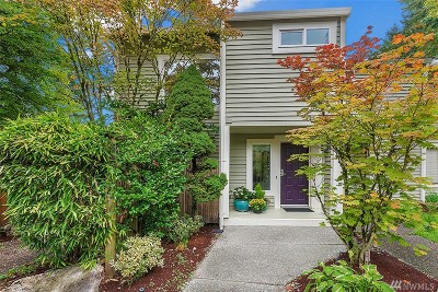 Kirkland Condo/Townhouse For Sale: 11819 NE 105th Lane