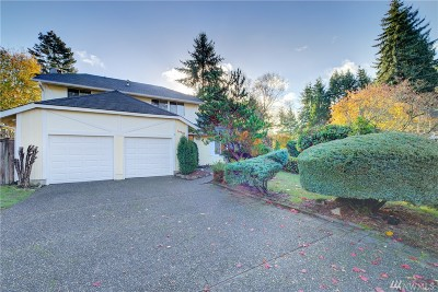 Federal Way Single Family Home For Sale: 32230 45th Place SW