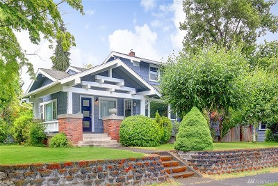 Tacoma Single Family Home For Sale: 5101 N 39th St