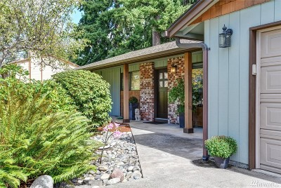 Edmonds Single Family Home Contingent: 21009 80th Place W