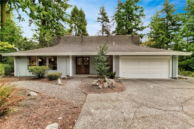 Puyallup Single Family Home For Sale: 12319 133rd Ave E