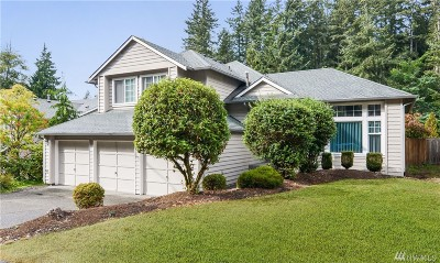 Edmonds Single Family Home For Sale: 6109 133rd Place SW