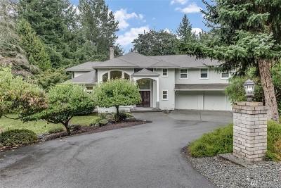 Auburn Single Family Home For Sale: 32714 183rd Ave SE
