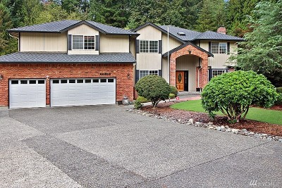 Issaquah Single Family Home For Sale: 20606 SE 135th St