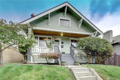 Single Family Home For Sale: 826 N Prospect St