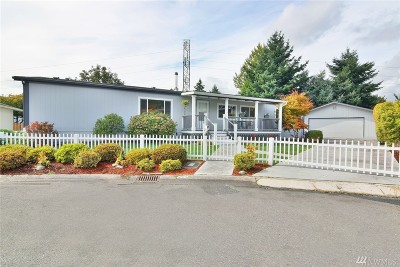 Bothell Single Family Home For Sale: 12500 NE 198th