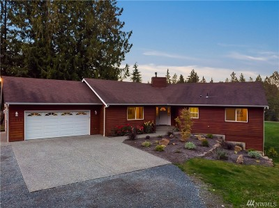 Snohomish Single Family Home For Sale: 11530 207th Ave SE