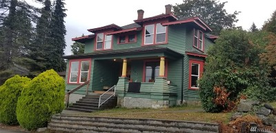 Bellingham Multi Family Home For Sale: 806 N Garden St