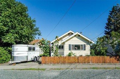 Sumas Single Family Home For Sale: 310 Second St