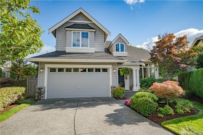 Sammamish Single Family Home For Sale: 27413 SE 8th Place