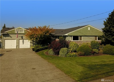 Tacoma Single Family Home For Sale: 1258 S Geiger St