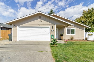 Single Family Home For Sale: 5901 N 37th St