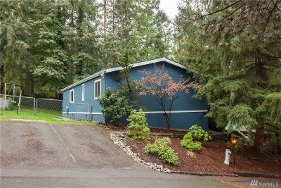 Auburn Mobile Home For Sale: 33422 192nd Ave SE #31