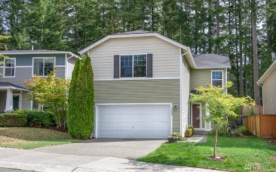 Sammamish Single Family Home For Sale: 1838 251st Place SE