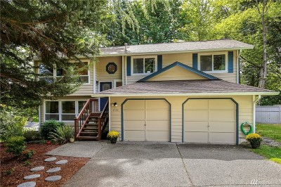 Kirkland Single Family Home For Sale: 9739 NE 138th Place