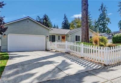 Kirkland Single Family Home For Sale: 14306 85th Place NE