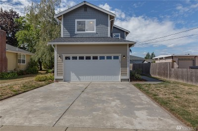 Enumclaw Single Family Home For Sale: 1540 Florence St