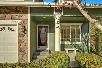 Mill Creek Single Family Home For Sale: 3425 135th St SE