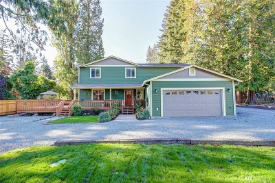 Everett Single Family Home For Sale: 12006 Nels Peters Rd