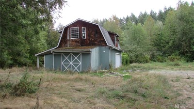 Spanaway Single Family Home For Sale: 8402 209th St E