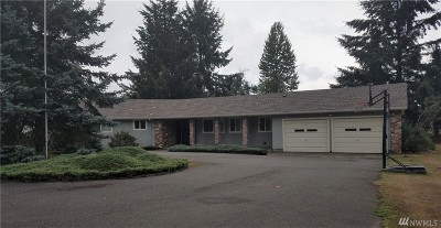 Olympia Single Family Home For Sale: 4040 113th Ave SW