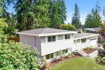 Puyallup Single Family Home For Sale: 12101 107th Av Ct E