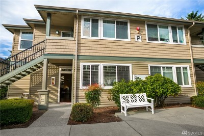 Renton Condo/Townhouse For Sale: 1500 S 18th St #P101