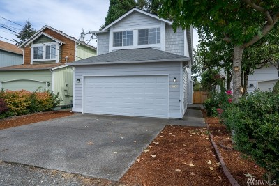 Seattle Single Family Home For Sale: 10652 3rd Ave SW