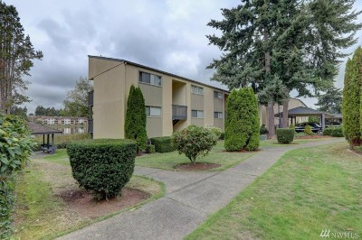 Federal Way Condo/Townhouse For Sale: 31003 14th Ave S #D-9