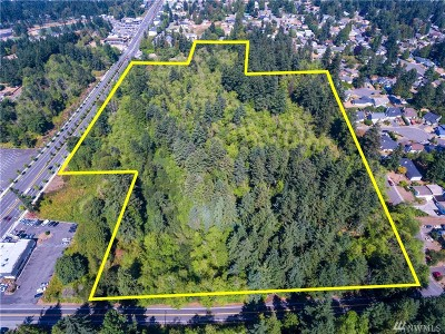 Federal Way Residential Lots & Land For Sale: 30231 20th Ave S