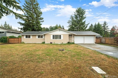 Lacey Single Family Home For Sale: 4607 23rd Ave SE