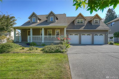 Puyallup Single Family Home For Sale: 1517 7th St Pl SE