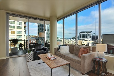 Seattle Condo/Townhouse For Sale: 910 Lenora St #1001