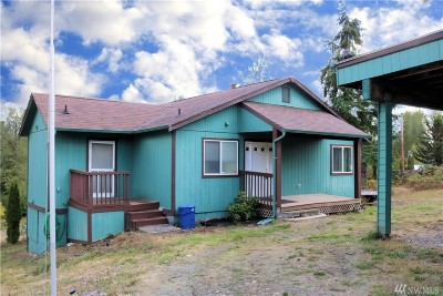 Spanaway Single Family Home For Sale: 28815 30th Ave E