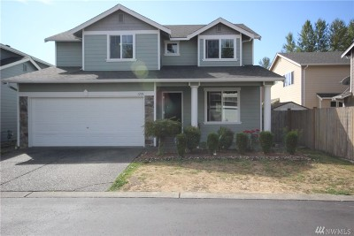 Lynnwood Condo/Townhouse For Sale: 1226 149th St SW #17