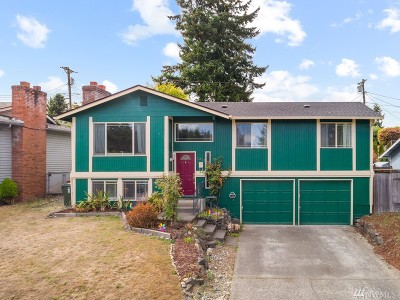 Tacoma Single Family Home For Sale: 1216 S Highland Ave
