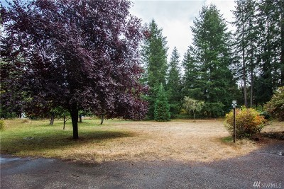 Olympia Residential Lots & Land For Sale: 2301 Hoffman Rd SE