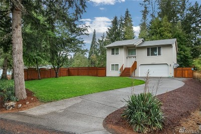 Sumner Single Family Home For Sale: 20213 113th St E