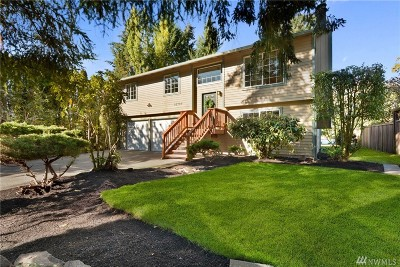 King County Single Family Home For Sale: 14324 SE 202nd St