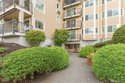 Seattle Condo/Townhouse Sold: 6910 California Ave SW #33