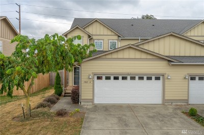Lynden Single Family Home For Sale: 1263 Spruce Cir #A