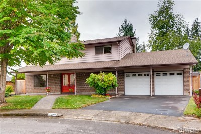 Bellevue Single Family Home For Sale: 16212 NE 19th St