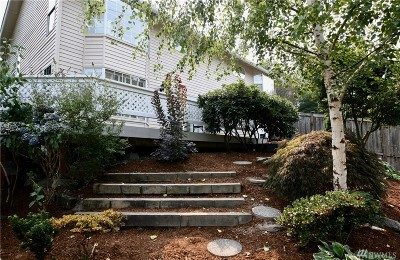 Redmond Condo/Townhouse For Sale: 13316 NE 89th St