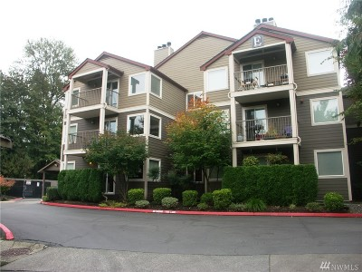 Issaquah Condo/Townhouse For Sale: 700 Front St S #E303